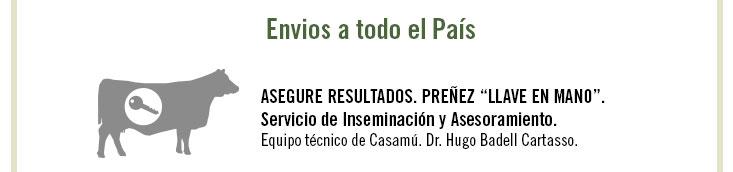 servicio de inseminación