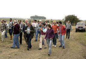 Jornada técnica previa al 7º Remate de Otoño (mayo 2005)